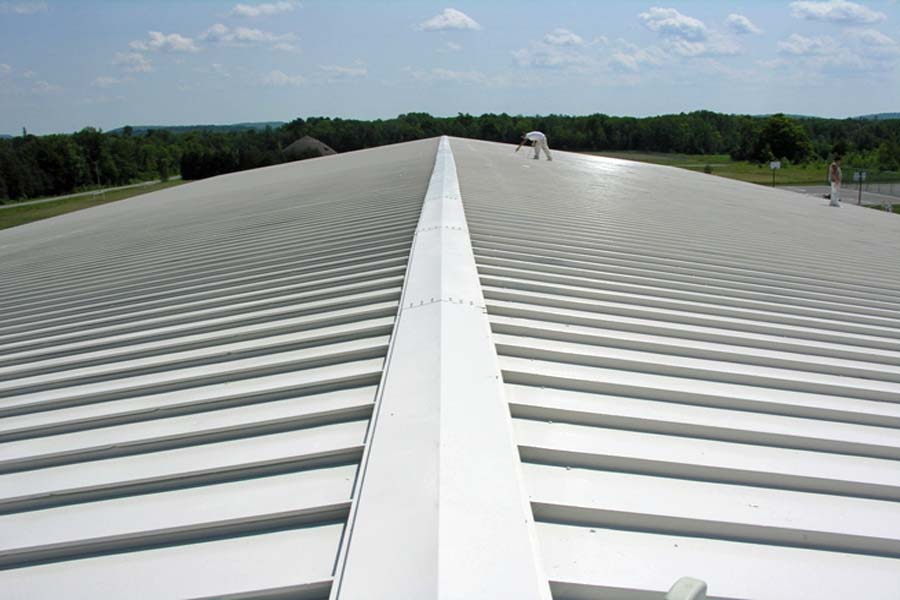 Commercial Roof Spraying Spray Clad Uk Cladding Repairs